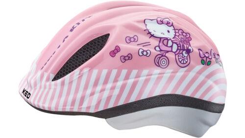 0.366.219//4 BIKE FASHION Kinderhelm Hello Kitty S 46-51 cm Casque