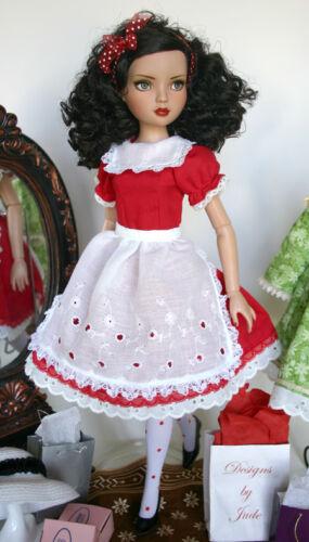 Hübsch Kleider Puppe Kleidung Nähen Muster Ellowyne Wilde Tonner