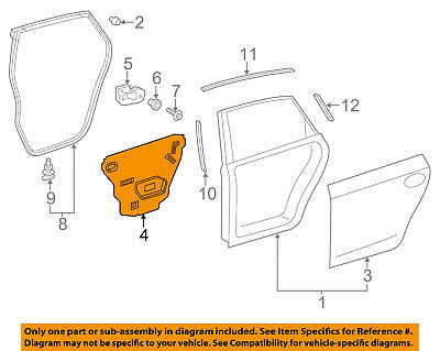 TOYOTA Genuine 71073-52S31-C2 Seat Back Cover