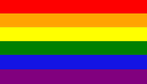 Rainbow Gay Pride 3/' X 2/' 3ft x 2ft Flag With Eyelets Premium Quality