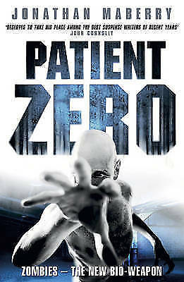 Patient Zero, Maberry, Jonathan, Used; Acceptable Book