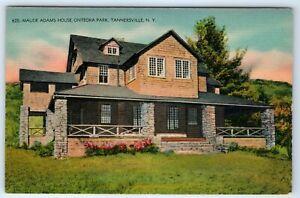 Vintage-Postcard-Maude-Adams-House-Onteora-Park-Tannersville-NY-Catskill-Mtns