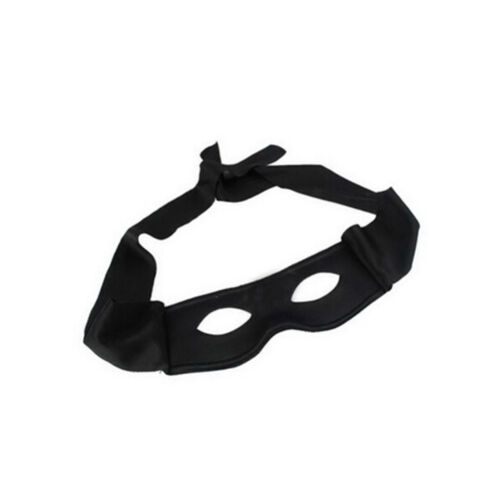Bandit Zorro Masked Man Eye Mask for Theme Party Masquerade Costume HalloweenC-L