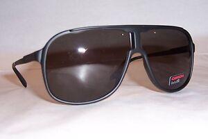 f5d81d220a5 NEW Carrera Sunglasses NEW SAFARI S GTN-NR BLACK BROWN GRAY ...