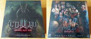 Cthulhu-Death-May-Die-core-game-KSE-Unspeakable-Box-by-CMON-brand-new