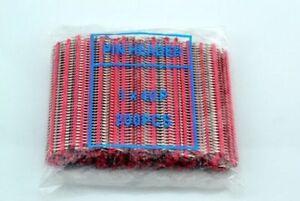 100pcs-New-Red-1-x-40pin-2-54mm-Single-Row-Breakaway-Male-Pin-Header-for-Arduino