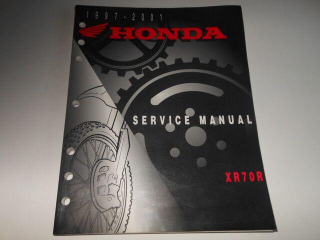 Honda Service Manual 1997