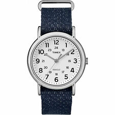 Timex Weekender | Navy Strap | Casual Watch TW2R10600