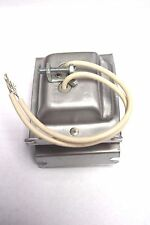 NEW TonePak Bell Ringing TRANSFORMER 110 Volts to 10 Volt 315 Mount Anyplace NOS