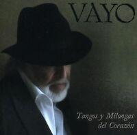 Vayo - Tangos Y Milongas Del Corazon [new Cd] on Sale