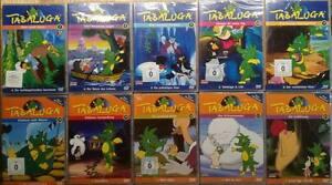 Tabaluga-DVDs-NEU-10-Stueck-Set-Folgen-7-8-9-10-11-18-19-20-21-23-Kinder-DVD