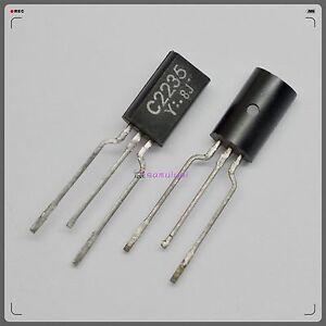 5pcs 2SC1400 C1400 TO-92 Transistor