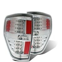 Cg Ford F-150 09-14 Led Tail Light All Chrome on sale
