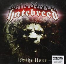 Hatebreed - For the Lions (2009)  CD  NEW  SPEEDYPOST