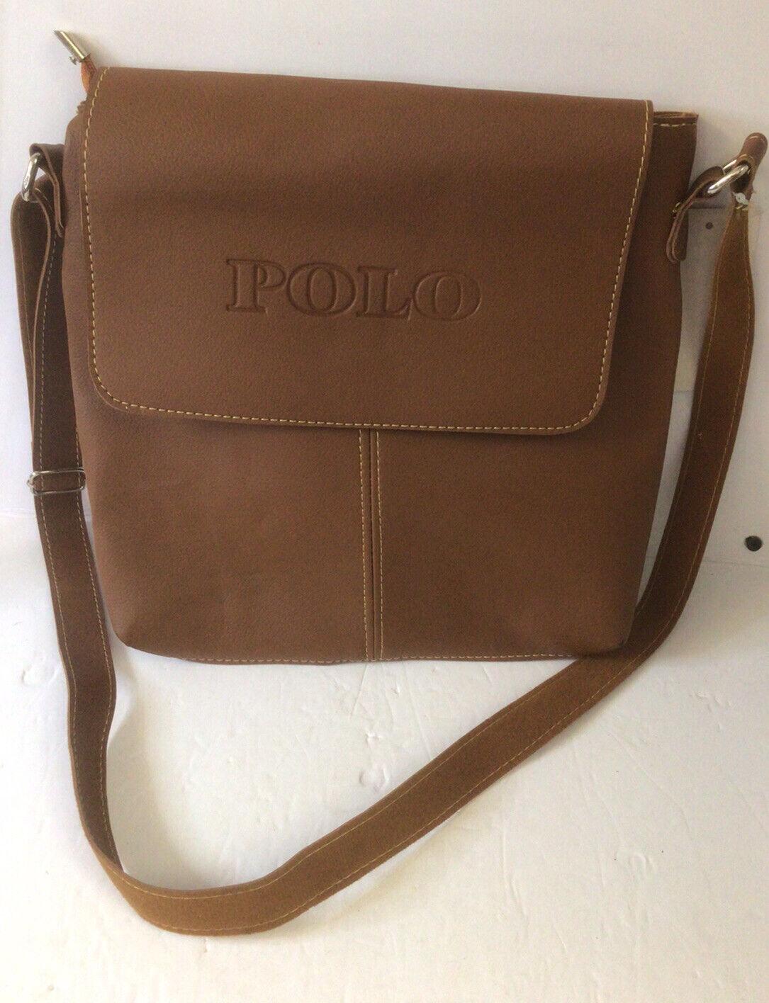 Polo cross body purse