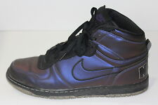 Nike Big High LR Purple Foamposite Men's Size 13 Shoes