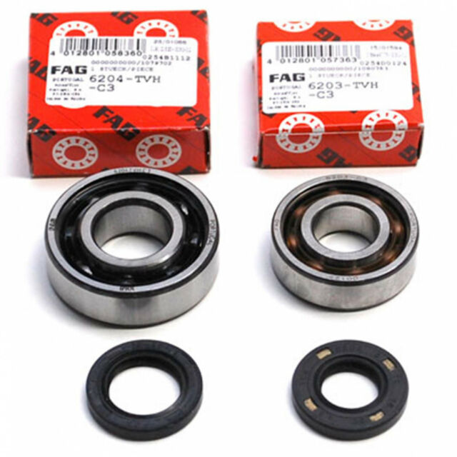 ROULEMENT D'EMBIELLAGE + JOINT CYCLO P2R ADAPTABLE PEUGEOT 103 (KIT 6204+6203