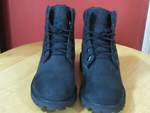 Timberland-12907-Men-039-s-Black-Casual-Boots-SIZE-6