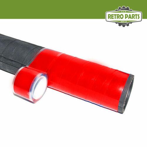 Radiator Pipe//Hose Repair Tape For Holden Leak Fix Pro Sealant Black