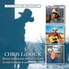 Western Underground/Whatcha Gonna Do With A Cowboy von Chris Dedoux (2013)