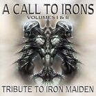 A Call to Irons: A Tribute to Iron Maiden, Vol. 1-2 by Various Artists (CD, Mar-2001, 2 Discs, Dwell Ministries)