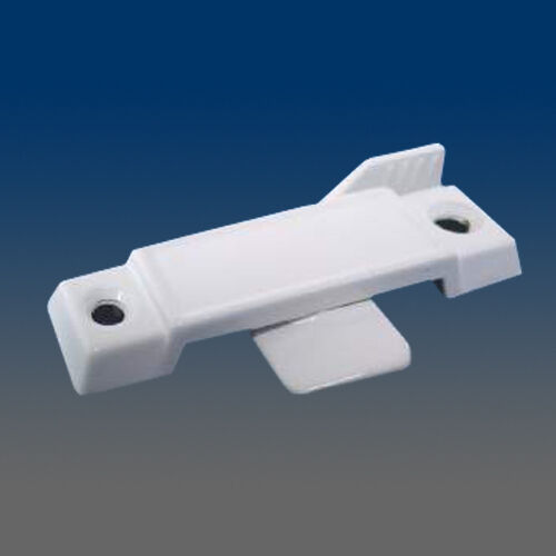 Pack of 10 Pieces White Universal Window Sash Lock Sweep Latch portion only