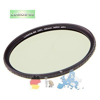 46mm CPL filtro filtro polarizador polarizador filtro de polarización einschraubanschluss 46mm