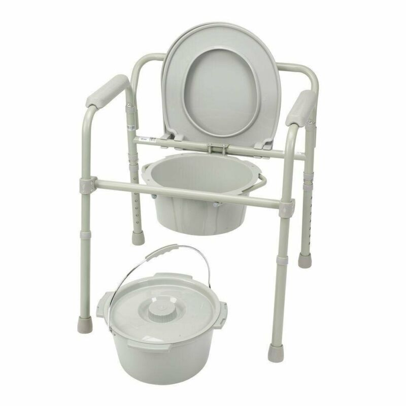 Standard Folding Commode - ON SALE - Now Only R999. While Stocks Last