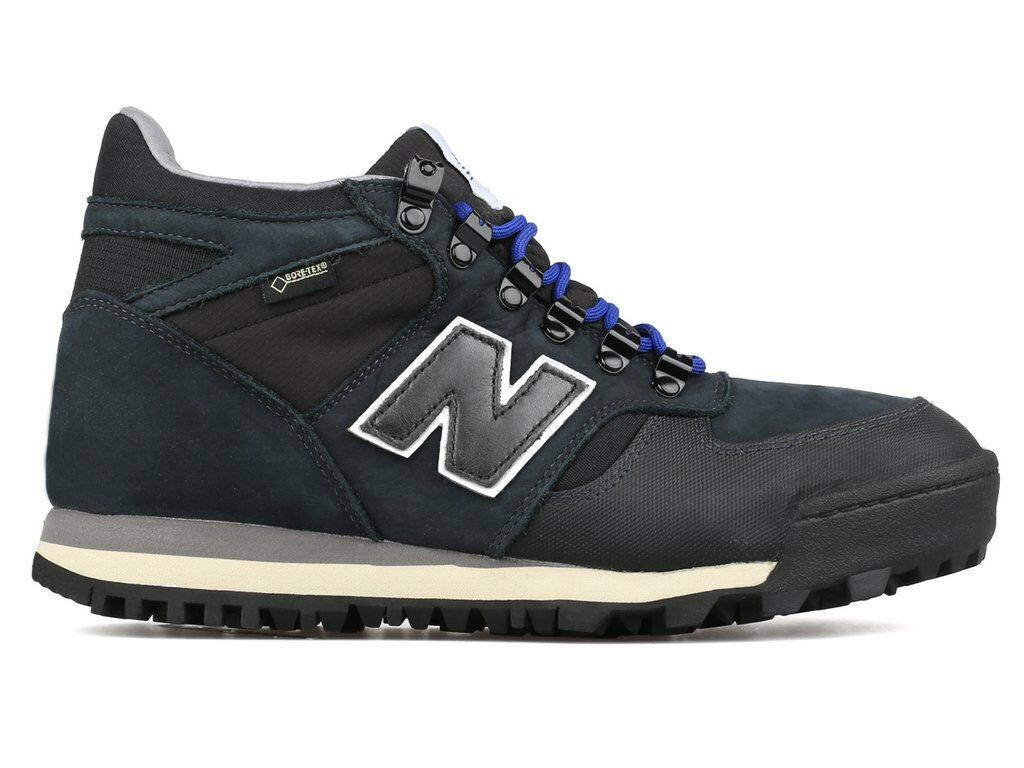 New Balance x Norse Projects Rainier Mid Navy Gore tex DS