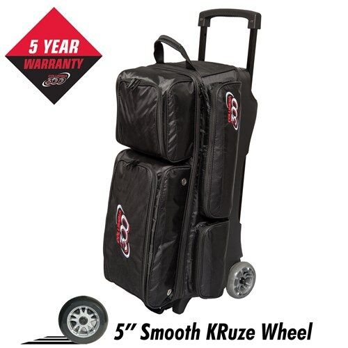 Columbia 300 Icon Triple Roller 3 Ball Bowling Bag 4 colors To Choose From