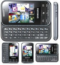 Samsung Chat GT-C3500 UNLOCKED QUADBAND CAMERA,BLUETOOTH,FULL QWERTY GSM CELLPHO