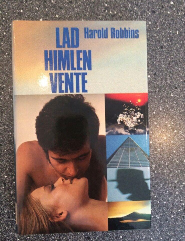 Lad himlen vente, Harold Robbins, genre: anden kategori