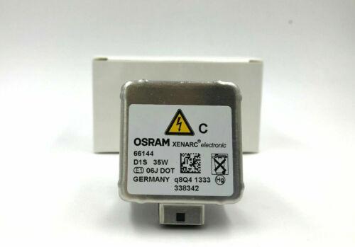 New OEM 06-11 Cadillac DTS Osram D1S Xenon HID 35W Headlight Bulb