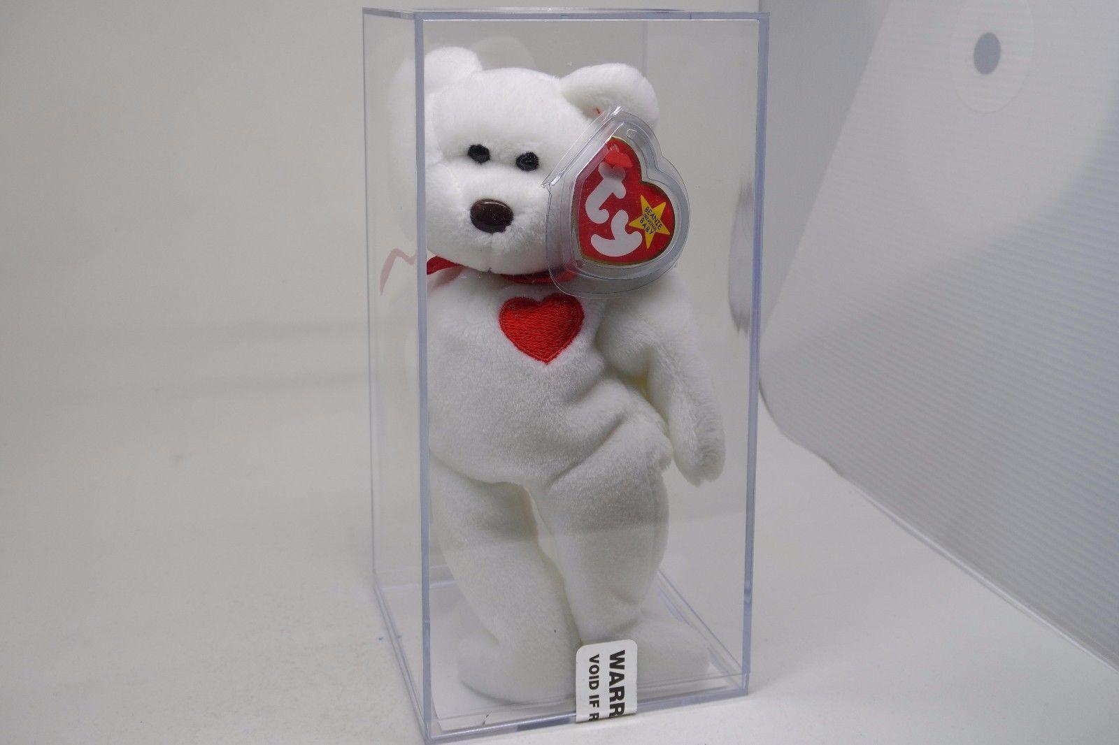 Ty beanie baby valentino 1996 pvc - minze selten fehler im ruhestand mwmt mq Besteätigt