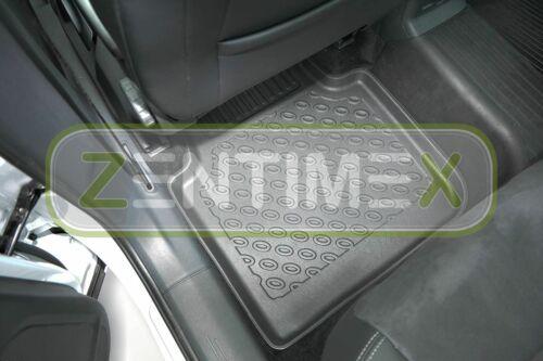 3d-tpe Premium goma tapices para Skoda kodiaq 2wd rueda delantera propulsión furgoneta remol 33