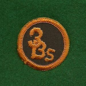 FRIEND MAKER GIRL SCOUT TRY-IT BADGE BROWNIE PRE TRY-ITS