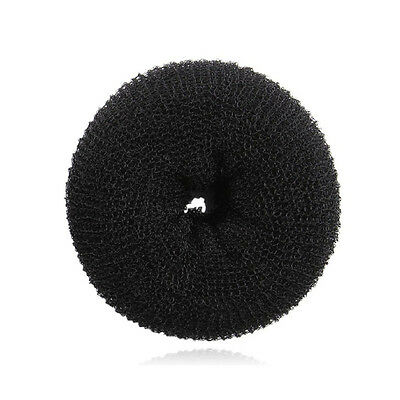1x Hair Donut Bun Ring Roll Scrunchie Former Shaper Styler Maker Tool