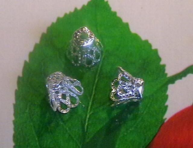 Perlenkappen - Krönchen - 3 Varianten verfügbar