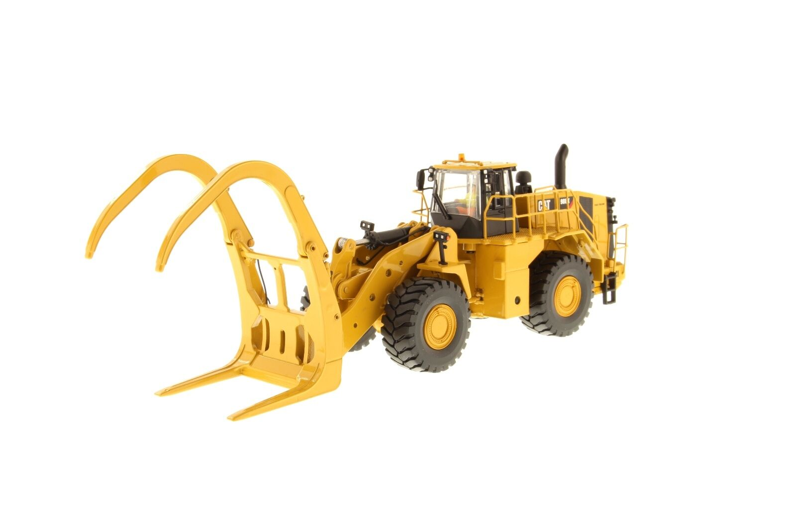 Caterpillar ® 1 50 Escala Cat 988K Rueda Cochegador Con Grapa - 85917 dm