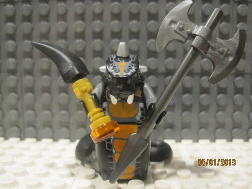 Figur Skalidor Schlangen-Fürst der Würgeboas +TOP+ LEGO Ninjago