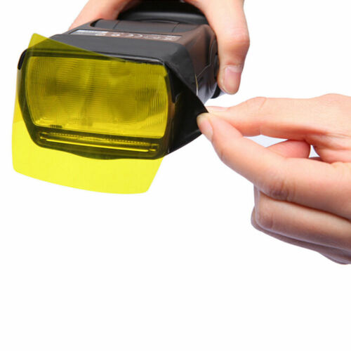 20pcs 20 colores flash//Speedlite//Speedlight color geles kit de filtroG3