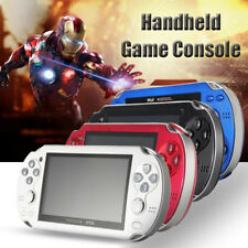 4.3'' 8GB Handheld PSP Game Console Player Built-in 2000 Games +Camera Xmas gift