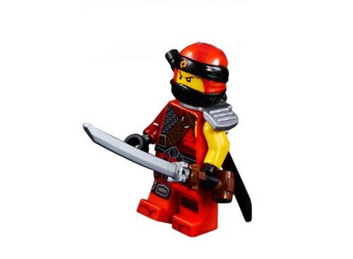 LEGO® Ninjago ™ Figur Kai aus 70655 Dragon Pit njo457 brandneu