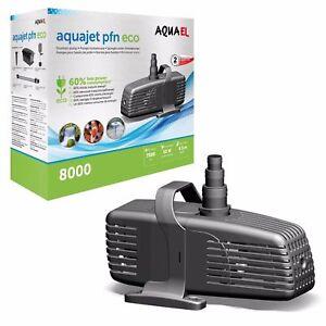Aquael Jet Pfn Eco 8000 52w pompe de bassin fontaine pompe de fontaine économie d'énergie