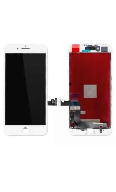 "White For iPhone8 4.7""  Screen LCD Display Touch Digitizer Assembly Replacement"