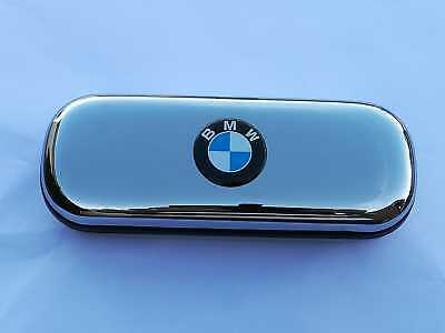 Mercedes A C Class car brand new chrome glasses case great gift Birthday Xmas