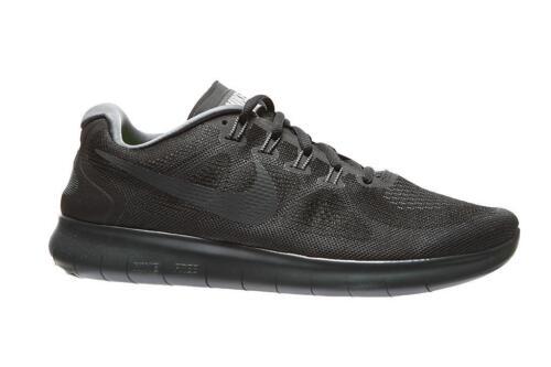 Antracita 2017 Free Running Negro 880839 Hombre Zapatillas Rn Gris 003 Nike qaSZYBH