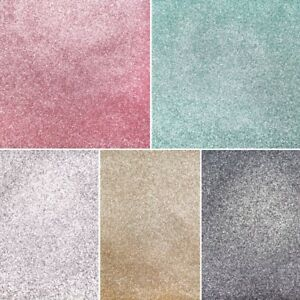 Flexible-PU-Sparkle-Glitter-Fabric-Shimmer-Pastel-Christmas-Xmas-Party-Craft