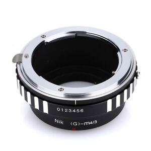 Camera-Lens-Adapter-Ring-for-Nikon-AI-G-D-S-Lens-to-Micro-4-3-M4-3-Mount
