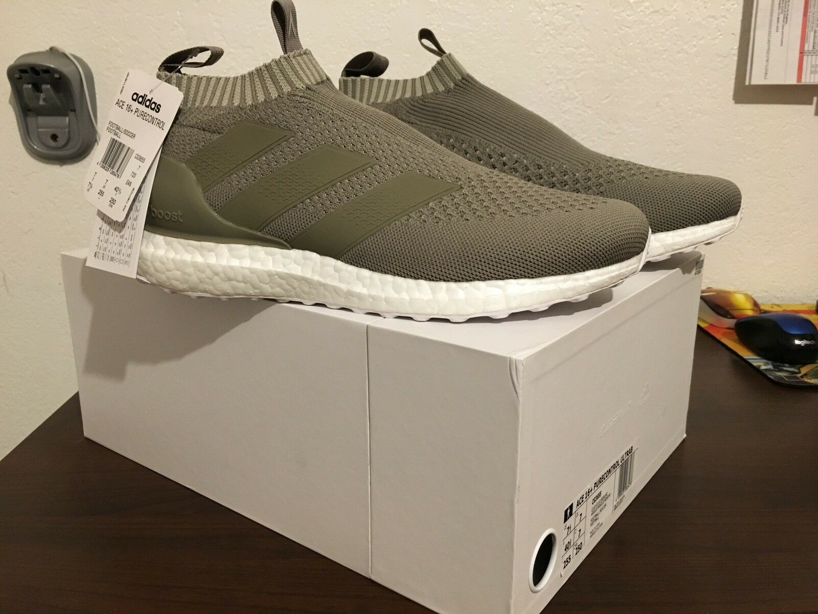 Adidas Ace 16+ Purecontrol Pure Control Ultra Boost Comfortable
